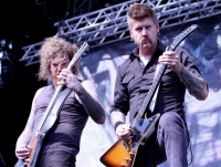 Skupina Mastodon vystoupí na Rock for People