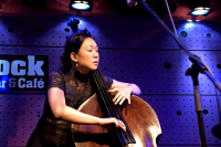 Foto: Linda May Han Oh, Jazz Dock, 26. 3. 2018