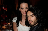 Katty Perry a Russell Brand