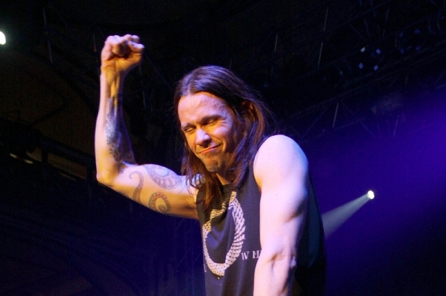Myles Kennedy v Lucerně, Slash & The Conspirators, 2013