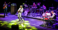 Foto: John McLaughlin & 4th Dimension, Forum Karlín, Praha, 5. 3. 2017