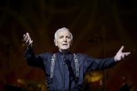 Charles Aznavour míří poprvé do Prahy