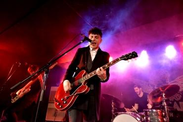 Francouzští Last Train v Rock Café potají vzkřísili kytarový sen