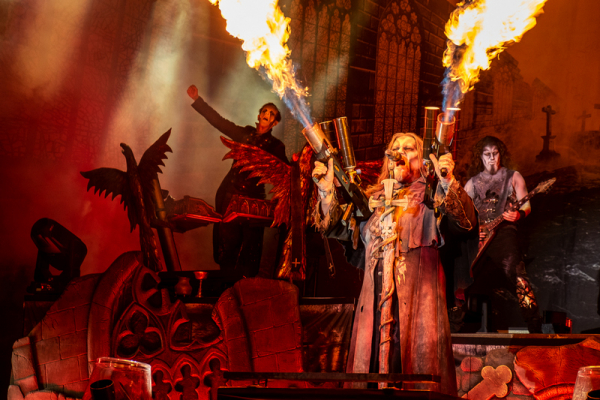Powerwolf na Masters of Rock 12. července 2018