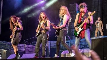 Iron Maiden jsou nominováni do Rokenrolové síně slávy