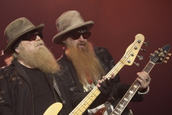 ZZ Top v Plzni