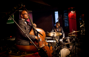 Christian McBride v The Loop Jazz Clubu 8. 7. 2015
