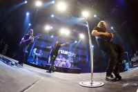 Foto: Dream Theater, Forum Karlín, 6.2.2017