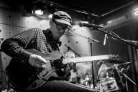Foto: Kurt Rosenwinkel's BANDIT 65, Jazz Dock, Praha, 11.5.2016