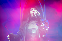 Foto: Marilyn Manson, Tipsport Arena, Praha, 19.11. 2017