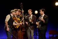 Foto: Punch Brothers, Lucerna, Praha, 6. 11. 2018