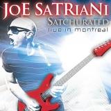 DVD: Joe Satriani přináší Montreal do obývacího pokoje