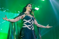 Foto: Amorphis, Arch Enemy, Nightwish, Praha, 7. 12. 2015