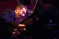 Foto: Aaron Goldberg Trio, Jazz Dock, 29. 10. 2017