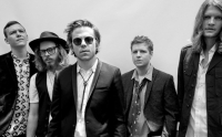 Skupina Cage The Elephant bojuje o Grammy a v létě se chystá na Rock for People